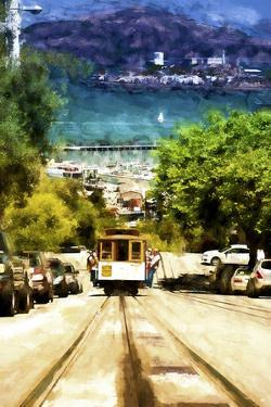 Cable Car San Francisco by Philippe Hugonnard