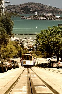 San Francisco S Cable Cars Posters For Sale At Allposters Com