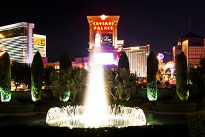 Ceasars Palace - hotel - Casino - Las Vegas - Nevada - United States by Philippe Hugonnard