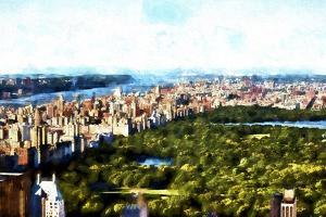 Central Park NYC by Philippe Hugonnard