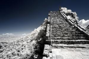 China 10MKm2 Collection - Another Look - Great Wall of China by Philippe Hugonnard