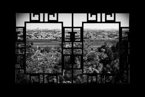 China 10MKm2 Collection - Asian Window - Forbidden City Beijing by Philippe Hugonnard