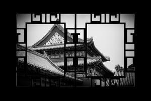 China 10MKm2 Collection - Asian Window - Forbidden City by Philippe Hugonnard