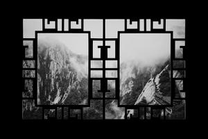 China 10MKm2 Collection - Asian Window - Mount Huashan - Shaanxi by Philippe Hugonnard