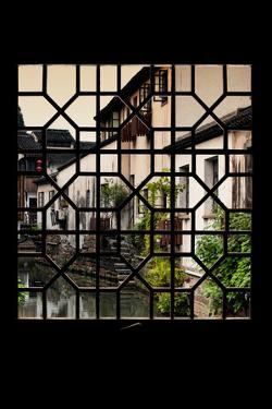 China 10MKm2 Collection - Asian Window - Shantang water Town - Suzhou by Philippe Hugonnard