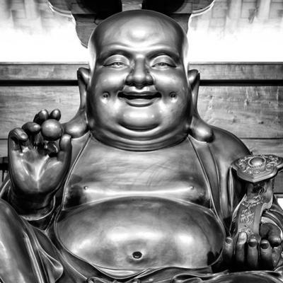 China 10MKm2 Collection - Buddha by Philippe Hugonnard