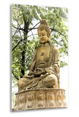 China 10MKm2 Collection - Buddhist Statue by Philippe Hugonnard
