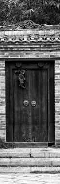 China 10MKm2 Collection - Buddhist Temple Door by Philippe Hugonnard