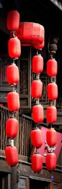 China 10MKm2 Collection - Chinese Lanterns by Philippe Hugonnard