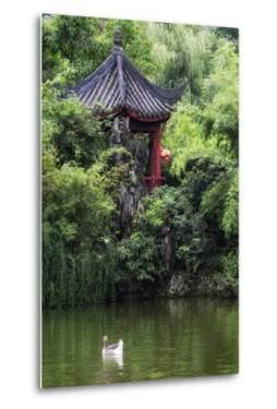 China 10MKm2 Collection - Chinese Pavilion in Garden by Philippe Hugonnard