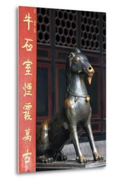 China 10MKm2 Collection - Chinese Statue by Philippe Hugonnard