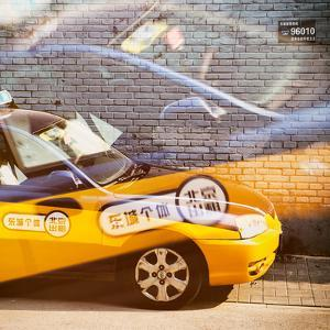 China 10MKm2 Collection - Chinese Taxi by Philippe Hugonnard