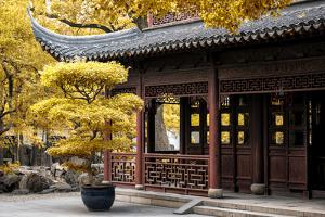 China 10MKm2 Collection - Classical Chinese Pavilion by Philippe Hugonnard