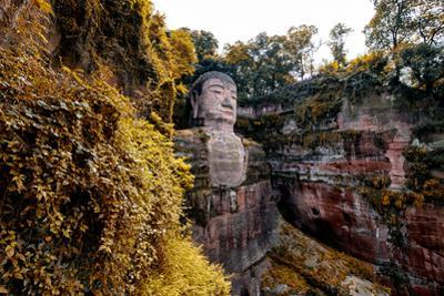 China 10MKm2 Collection - Giant Buddha of Leshan by Philippe Hugonnard