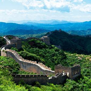 China 10MKm2 Collection - Great Wall of China by Philippe Hugonnard