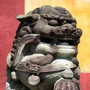 China 10MKm2 Collection - Guardian of the Temple by Philippe Hugonnard