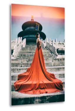 China 10MKm2 Collection - Instants Of Series - Fashion Red by Philippe Hugonnard