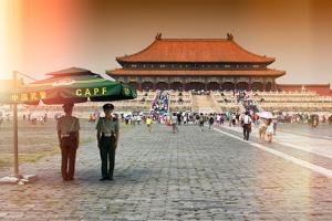 China 10MKm2 Collection - Instants Of Series - Forbidden City by Philippe Hugonnard