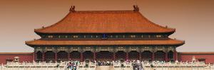China 10MKm2 Collection - Palace Area of the Forbidden City - Beijing by Philippe Hugonnard