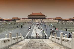 China 10MKm2 Collection - Palace Area of the Forbidden City by Philippe Hugonnard