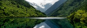 China 10MKm2 Collection - Rhinoceros Lake - Jiuzhaigou National Park by Philippe Hugonnard