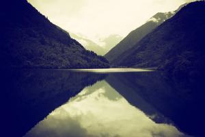 China 10MKm2 Collection - Rhinoceros Lake - Jiuzhaigou National Park by Philippe Hugonnard