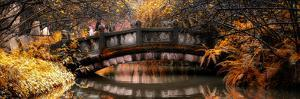 China 10MKm2 Collection - Romantic Bridge by Philippe Hugonnard