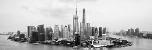China 10MKm2 Collection - Shanghai Cityscape by Philippe Hugonnard