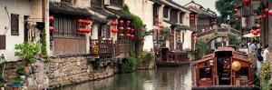 China 10MKm2 Collection - Shantang water Town - Suzhou by Philippe Hugonnard