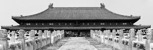 China 10MKm2 Collection - Stairs Forbidden City - Beijing by Philippe Hugonnard