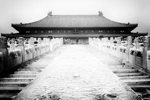 China 10MKm2 Collection - Stairs Forbidden City by Philippe Hugonnard