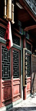China 10MKm2 Collection - Temple Detail by Philippe Hugonnard