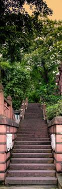 China 10MKm2 Collection - Temple Stairs by Philippe Hugonnard