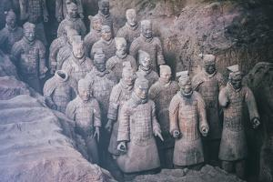 China 10MKm2 Collection - Terracotta Army by Philippe Hugonnard