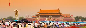 China 10MKm2 Collection - Tiananmen Square - Beijing by Philippe Hugonnard