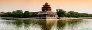 China 10MKm2 Collection - Watchtower - Forbidden City - Beijing by Philippe Hugonnard