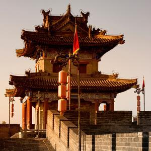 China 10MKm2 Collection - Xi'an Architecture by Philippe Hugonnard