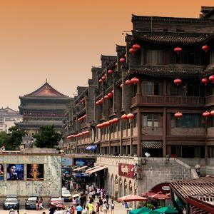 China 10MKm2 Collection - Xi'an City by Philippe Hugonnard