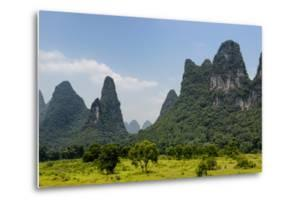 China 10MKm2 Collection - Yangshuo Mountain by Philippe Hugonnard