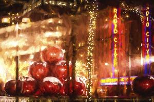 Christmas at Manhattan by Philippe Hugonnard