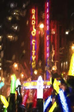 Christmas at Radio City by Philippe Hugonnard