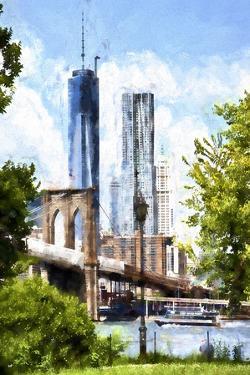 City Bridge by Philippe Hugonnard