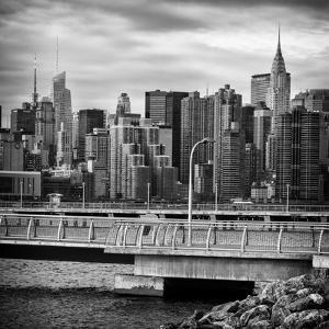 Cityscape with the Chrysler Building by Philippe Hugonnard