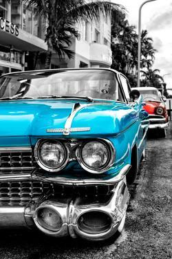 Classic Cars of Miami Beach by Philippe Hugonnard