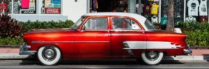 Classic Ford Cars of South Beach - Miami - Florida by Philippe Hugonnard