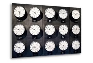 Clocks City by Philippe Hugonnard