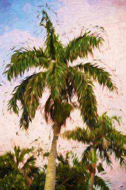 Coconut - In the Style of Oil Painting by Philippe Hugonnard