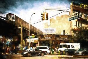 Coney Island Avenue by Philippe Hugonnard