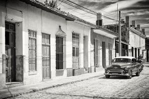 Cuba Fuerte Collection B&W - 163 Street Trinidad by Philippe Hugonnard