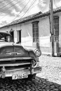 Cuba Fuerte Collection B&W - Chevrolet Trinidad IV by Philippe Hugonnard